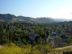 Agoura Hills, California - Wikipedia