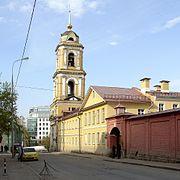 Moscow, Rozhdestvensky Monastery 02