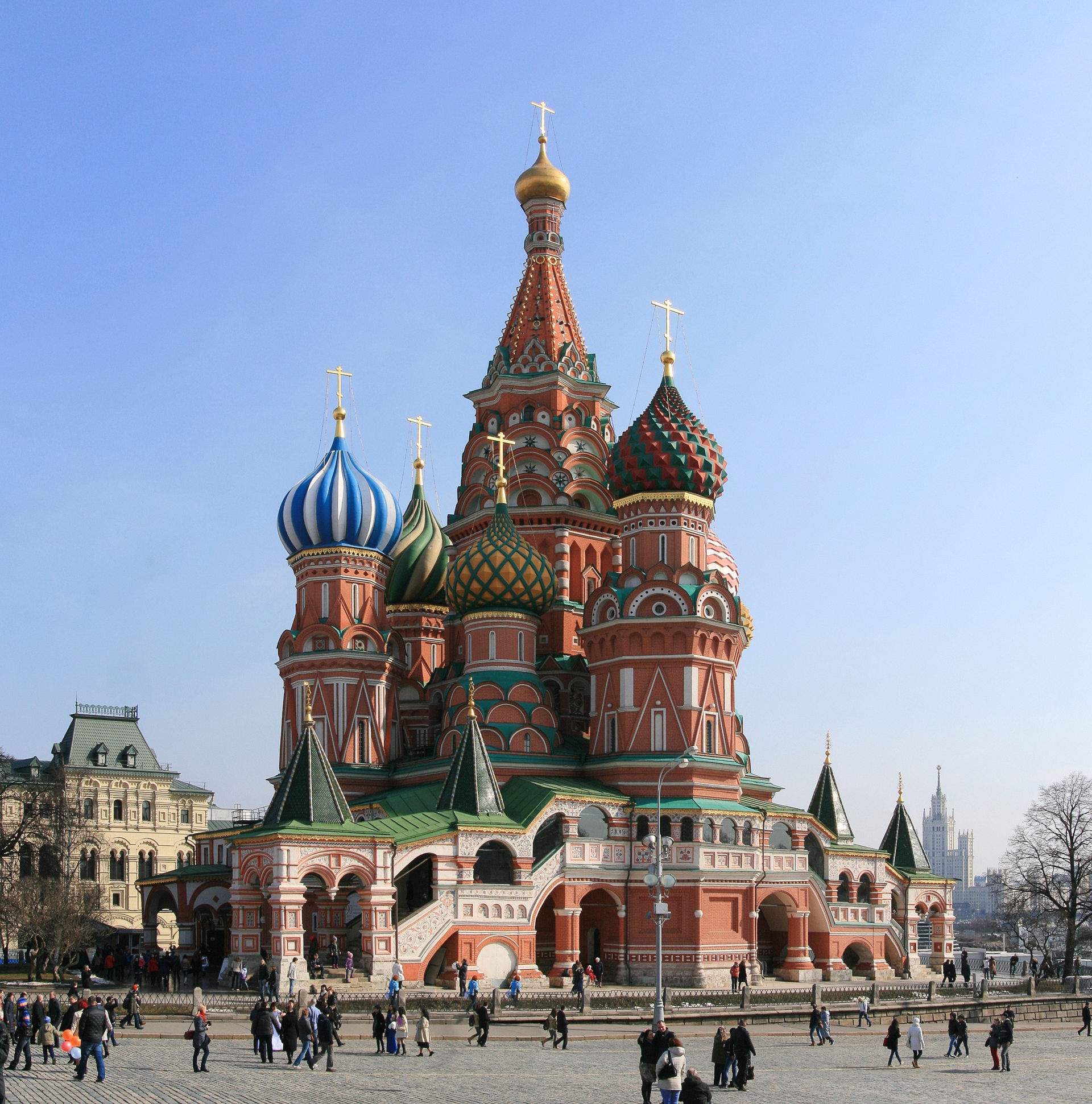 Saint Basil Cathedral Wikipedia