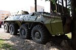 Moscow Suvorov Military School armored vehicles and tanks collection Part2 36.jpg