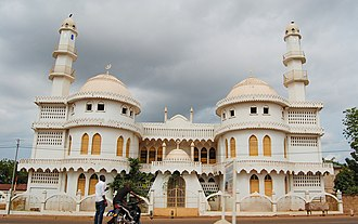 Religion in Ghana - Mosque, Tamale, Northern region, Dagbon.