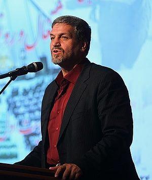 Mostafa Kavakebian - Image: Mostafa Kavakebian in DPI congress