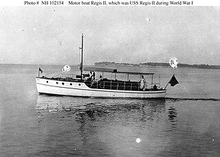 USS <i>Regis II</i> (SP-1083)
