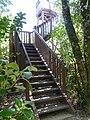 Motuara Island lookup tower.jpg