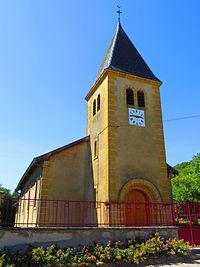 Moulainville L'église Saint-Pierre-ès-Liens.JPG