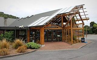Pukaha / Mount Bruce National Wildlife Centre