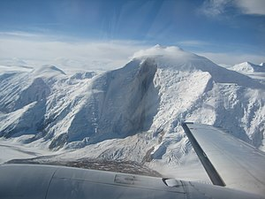 Mount Steele - Image: Mount Steele