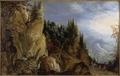 Mountain Landscape (Joos de Momper d.y.) - Nationalmuseum - 17375.tif