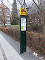 Movia bus stop Sønderjyllands Alle.JPG