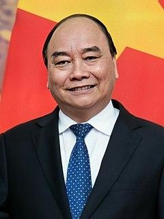 Nguyễn Xuân Phúc Prime Minister of Vietnam (2016-present)
