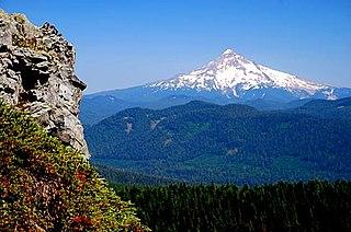 Multnomah County, Oregon County in Oregon