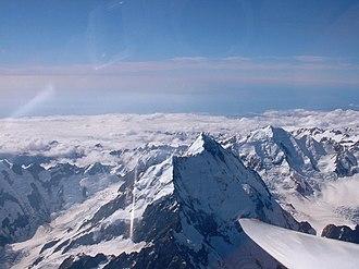 Aoraki / Mount Cook - Image: Mtcook 1600x 1200