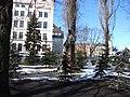 Muhamads Taragai Ulugbeks 1394 - 1449, Kronvalda parks, Rīga, Latvia - panoramio.jpg