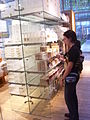 Muji NYC inside clocks.jpg
