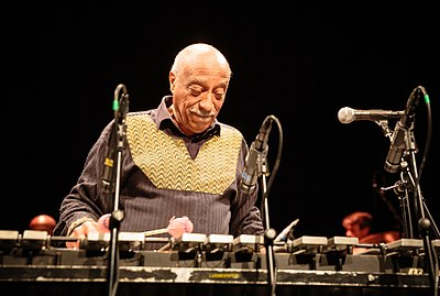 Picture of a band or musician: Mulatu Astatke