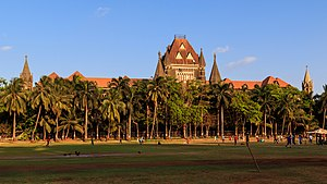 Bombay High Court - Building of Bombay High Court