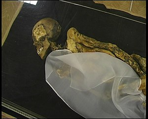 Ukok Plateau - Mummy of the Siberian Ice Maiden