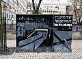 Mural Tam była kładka ulica Chłodna.JPG