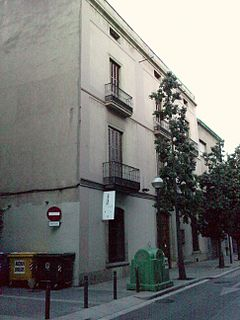 Art Museum in Sabadell