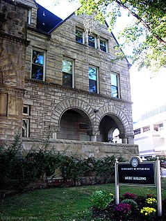 Music Building (University of Pittsburgh) United States historic place