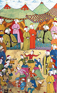 Musicians and dancers from ottoman empire.jpg