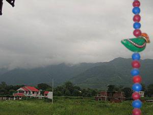 Garhwal District - Mussorie hills