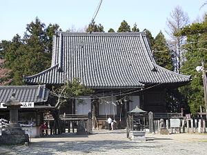 Provincial temple - Mutsu Kokubunji —Yakushido