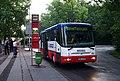 Nádraží Klánovice, autobus linky 260, Stenbus (01).jpg