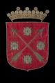 Närkes vapen med pilar, 1660 - Livrustkammaren - 108744.tif