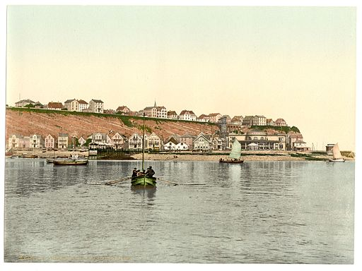 N.E. Point, Helgoland, Germany-LCCN2002713861