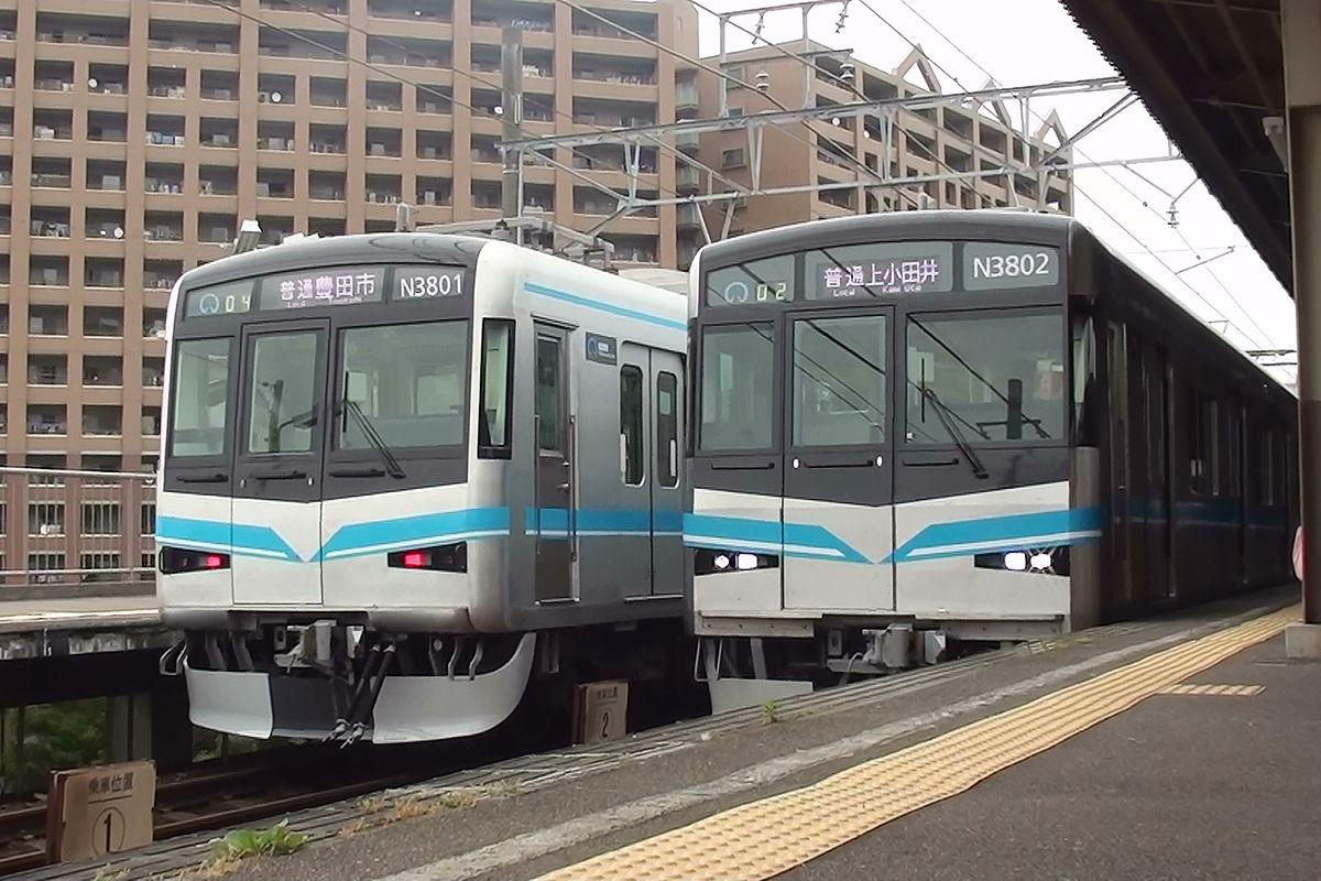 Nagoya Municipal Subway N3000 Series Wikipedia