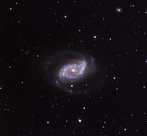 NGC 5248 - NGC 5248 imaged with a 32-inch telescope