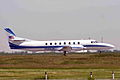 N582JF SA.226AT Metroliner Fabair LLC YYC 20JUN07 (6785029916).jpg