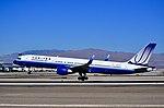 N589UA United Airlines 1997 Boeing 757-222 (cn 28707-773) (6874075769).jpg