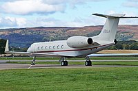 N91LA - GLF5 - Kabo Air