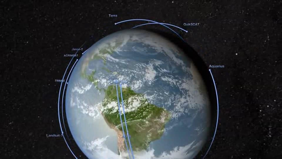 Satélite artificial – Wikipédia, a enciclopédia livre