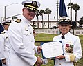 NAVFAC EXWC Change of Command ceremony, Naval Base Ventura County, Port Hueneme, Calif. - July 26, 2013 (9410351997).jpg