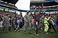NFL pays tribute to military service members during the 2013 Pro Bowl 130127-F-MQ656-592.jpg