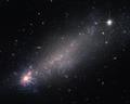 NGC 4861 - HST- Potw1704a.tif