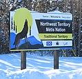NWT Metis territory sign.jpg