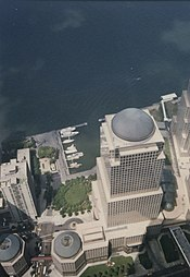 83c11f6a29c The complex viewed from the World Trade Center in August 1992