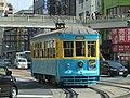 Nagasaki Dentetsu tram 151 last run.jpg