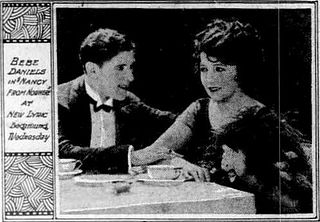 <i>Nancy from Nowhere</i> 1922 film by Chester M. Franklin