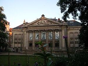 Natural History Museum of Nantes - Muséum d'histoire naturelle de Nantes