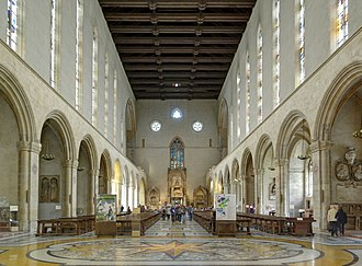 Santa Chiara, Naples - Image: Napoli BW 2013 05 16 12 05 47 Dx O