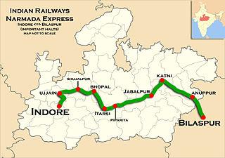 Narmada Express