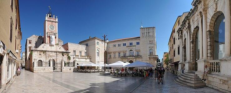 Narodni trg Zadar