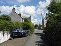 Narrow Lane In Llangwm - geograph.org.uk - 1416766.jpg