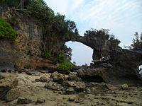 Natural Bridge at Nil Island.jpg