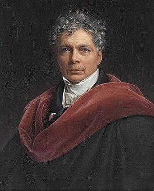 Friedrich Wilhelm Joseph Schelling - Schelling by Joseph Karl Stieler, 1835